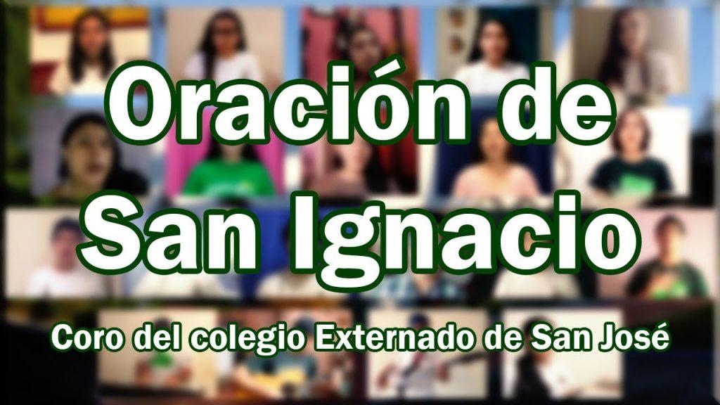 Oración de San Ignacio